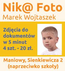 Nika Foto - zdjęcia do dokumentów